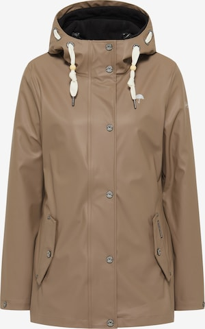Schmuddelwedda Performance Jacket in Brown