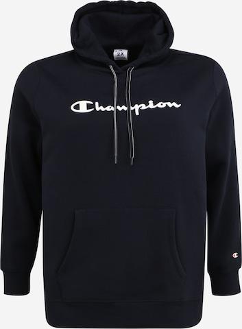Champion Authentic Athletic Apparel Sweatshirt i blå