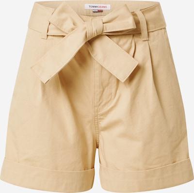 Pantaloni cutați Tommy Jeans pe nisipiu, Vizualizare produs
