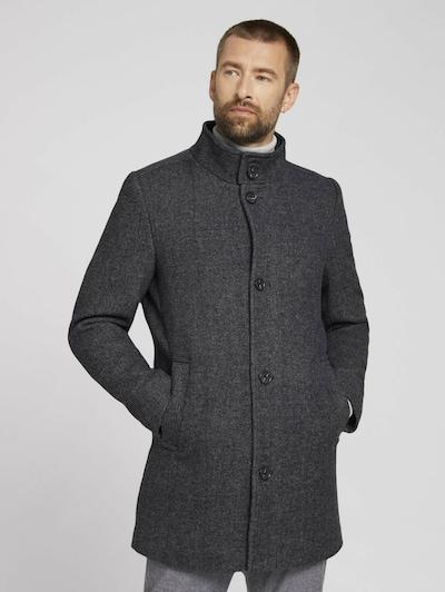 TOM TAILOR Mantel in dunkelblau, Modelansicht