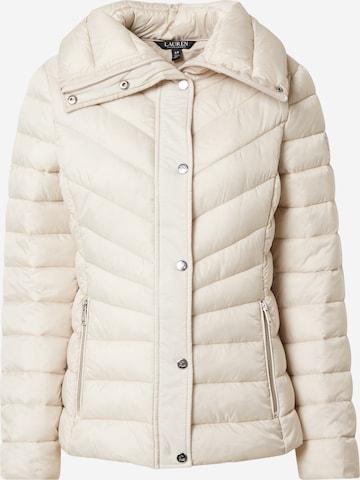 Lauren Ralph Lauren Overgangsjakke i beige