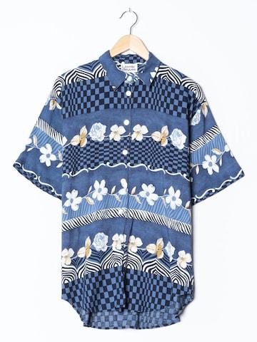 Lemon Grass Blouse & Tunic in L-XL in Blue