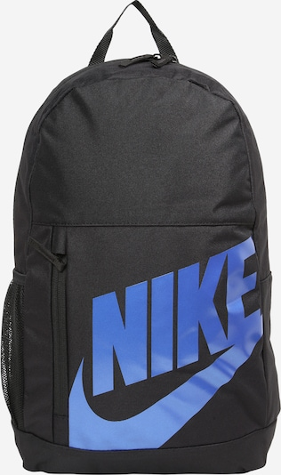 NIKE Sports backpack in blue / black, Item view