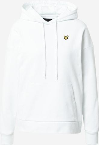 Lyle & Scott Sweatshirt in Weiß