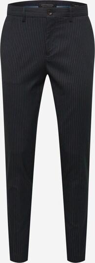 SCOTCH & SODA Chinohousut 'MOTT' värissä harmaa / musta, Tuotenäkymä
