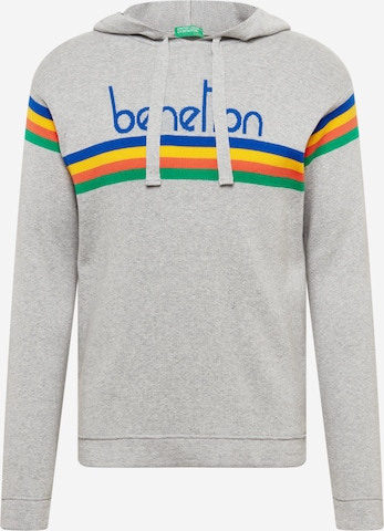 Pull-over UNITED COLORS OF BENETTON en gris