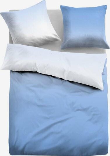 TOM TAILOR Bettbezug in blau / weiß, Produktansicht