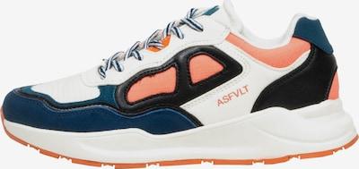 ASFVLT Sneaker 'CONCRETE' in mischfarben, Produktansicht