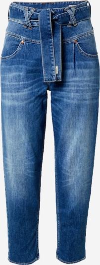 Pantaloni cu cute 'Kabira' Herrlicher pe albastru denim, Vizualizare produs