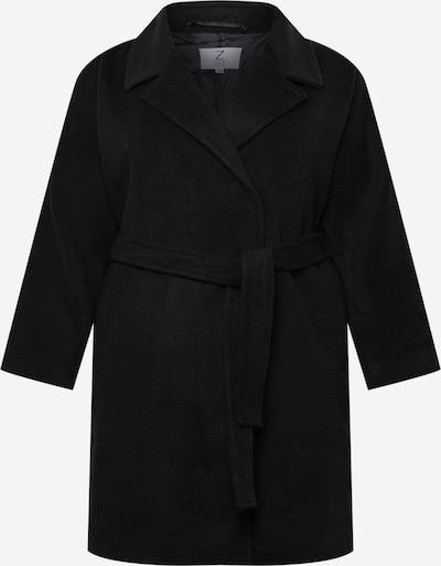 Z-One Prehoden plašč 'Jasmina' | črna barva, Prikaz izdelka