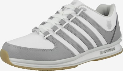 K-SWISS Sneaker in grau / weiß, Produktansicht