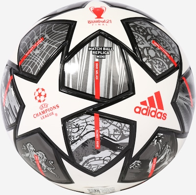 ADIDAS PERFORMANCE Ball 'FINALE' in Light red / Black / White, Item view