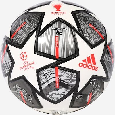 ADIDAS PERFORMANCE Ball 'FINALE' in hellrot / schwarz / weiß, Produktansicht