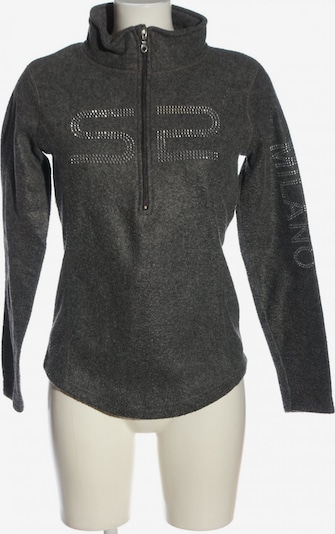 Laura di Sarpi Sweatshirt & Zip-Up Hoodie in S in Light grey, Item view