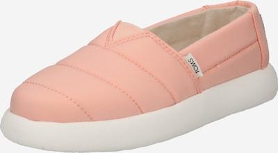 TOMS Slip On in rosa, Produktansicht