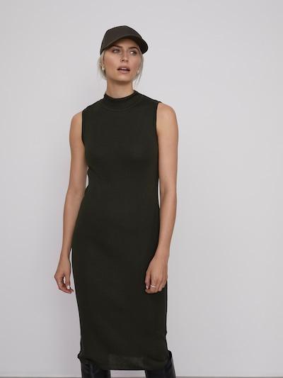LeGer by Lena Gercke Kleid 'Enya' in dunkelgrün, Modelansicht