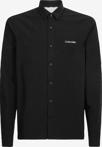 Calvin Klein Hemd in Schwarz
