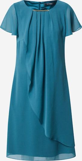 SWING Koktejlové šaty - petrolejová, Produkt