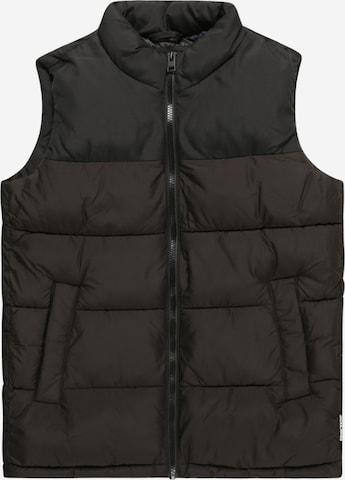 Jack & Jones Junior Vest 'PAUL', värv must