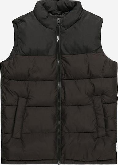Jack & Jones Junior Bodywarmer 'PAUL' in de kleur Zwart, Productweergave