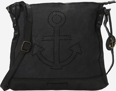 Harbour 2nd Tasche 'Hippie' in schwarz, Produktansicht