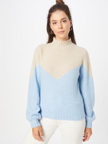mėlyna NÜMPH Megztinis 'CALYPSO'