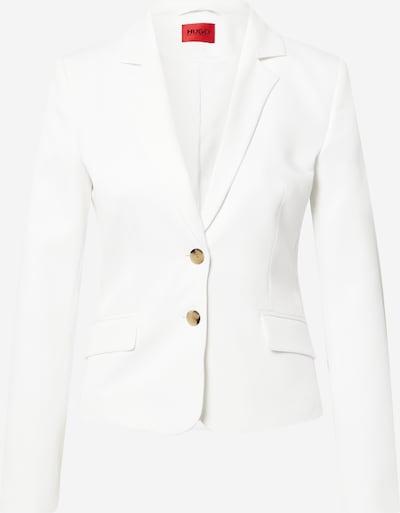 HUGO Blazer 'Aurella' en blanc, Vue avec produit