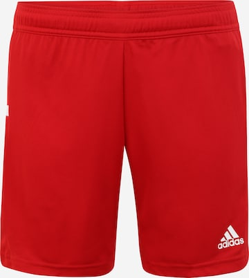 ADIDAS PERFORMANCE Παντελόνι φόρμας σε κόκκινο