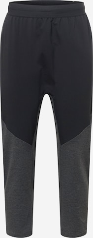 NIKE Spordipüksid, värv must