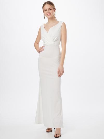 WAL G. Večerné šaty - biela, Model/-ka