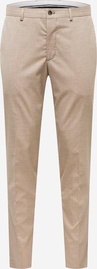 Pantaloni con piega frontale 'MYLOLOGAN' SELECTED HOMME di colore nudo, Visualizzazione prodotti