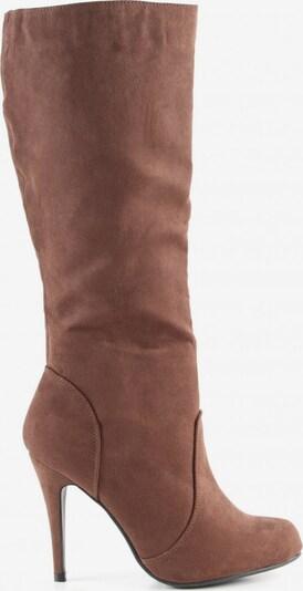 BODYFLIRT High Heel Stiefel in 39 in braun, Produktansicht