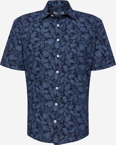 DeFacto Hemd en blau / navy / weiß, Vue avec produit