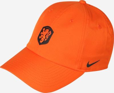 Șapcă sport 'Netherlands' NIKE pe portocaliu închis / negru, Vizualizare produs