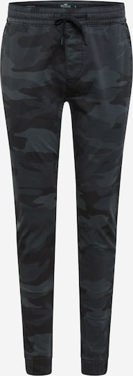 HOLLISTER Jeansy w kolorze ciemnozielony / czarny denimm, Podgląd produktu