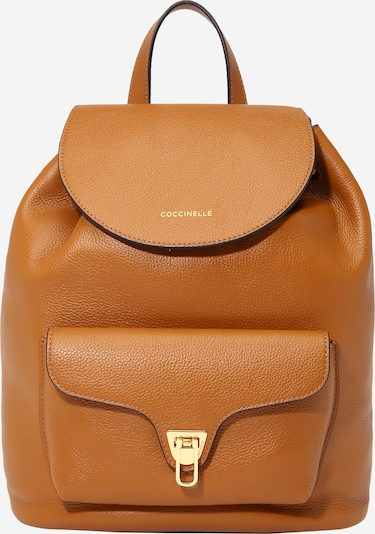 Coccinelle Backpack 'BEAT' in Caramel, Item view