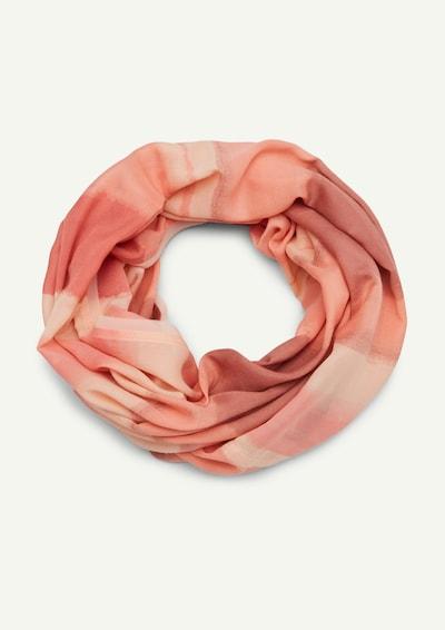 COMMA Schal in orange, Produktansicht