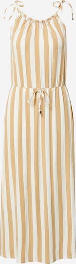 ABOUT YOU Kleid 'Joanna' in beige / weiß, Produktansicht