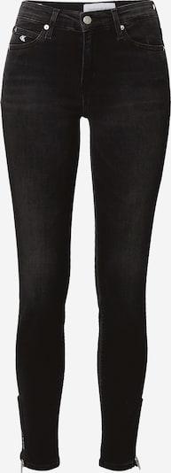 Calvin Klein Jeans Traperice u crni traper, Pregled proizvoda