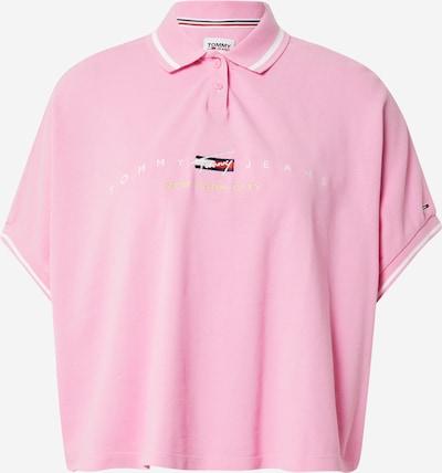 Tommy Jeans Paita värissä marine / vaaleanpunainen / punainen / valkoinen, Tuotenäkymä