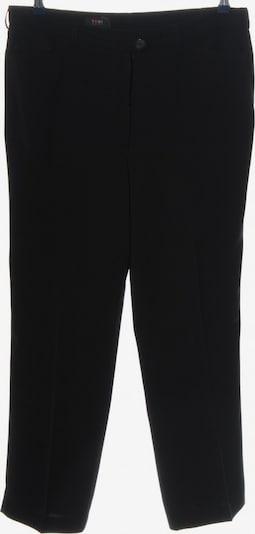 TONI Stoffhose in XXL in schwarz, Produktansicht