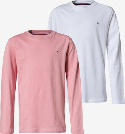 TOMMY HILFIGER Shirt in Pink / White, Item view
