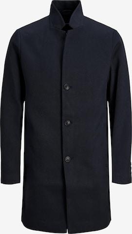 JACK & JONES Преходно палто в синьо