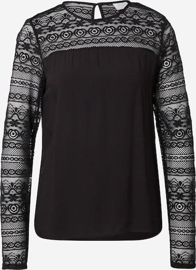 VILA Shirt 'URIS' in de kleur Zwart, Productweergave