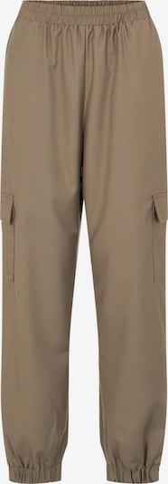 PIECES Cargo trousers 'Asta' in Chamois, Item view