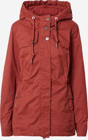 Ragwear Tussenjas 'GALICIA' in de kleur Rood, Productweergave