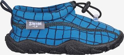 STERNTALER Strand-/badschoen in de kleur Blauw / Navy: Vooraanzicht