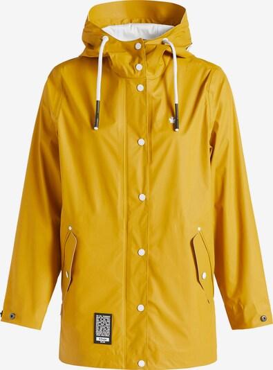 khujo Parka ' ALICIA2 ' in gelb / weiß, Produktansicht