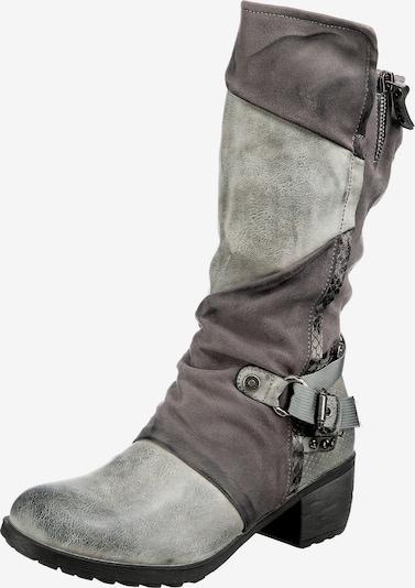 Laufsteg München Stiefel in grau / greige, Produktansicht