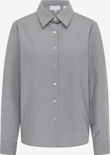 Camicia da donna usha BLUE LABEL di colore grigio, Visualizzazione prodotti